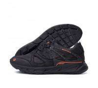 Мужские кожаные кроссовки MERRELL vlbram Black NEW