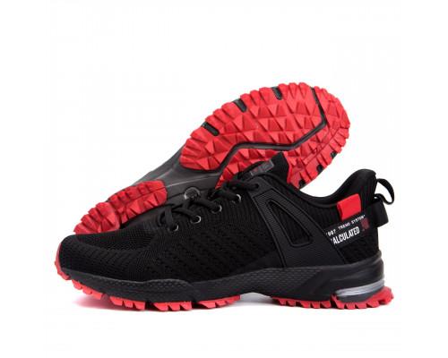 Мужские кроссовки BS TREND SYSTEM Black M 7105-11