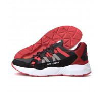 Мужские кожаные кроссовки New Balance Red