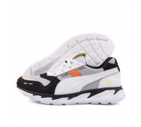 Мужские кожаные кроссовки Puma Runner 2157