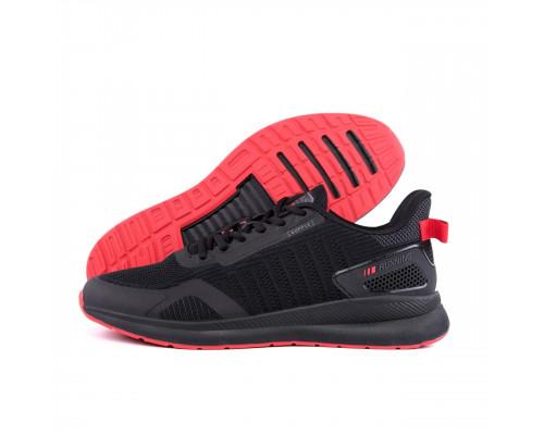 Мужские кроссовки BS Running Black M 7086-1