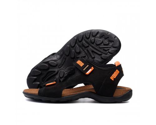 Мужские кожаные сандалии Puma Active