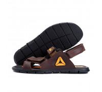 Мужские кожаные сандали Reebok NS brown