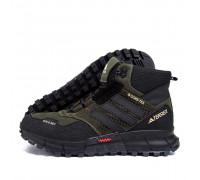 Мужские зимние кожаные ботинки Adidas TERREX COLD.RDY Acold ол