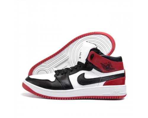 Мужские зимние кожаные ботинки Nike Air Max