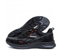 Мужские кожаные кроссовки Reebok FLEXLIGHTX Black