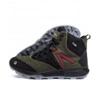 Мужские зимние кожаные ботинки MERRELL Green Мт ол бот