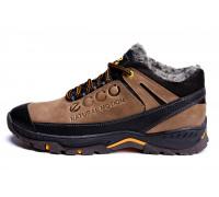 Мужские зимние кожаные ботинки E-series Natural Motion Winter