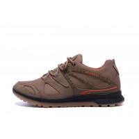 Мужские кожаные кроссовки MERRELL vlbram Olive