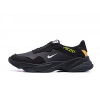 Мужские кожаные кроссовки NIKE AIR 270 black