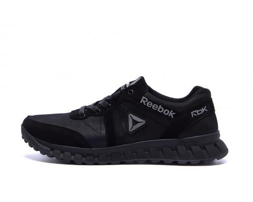 Мужские кожаные кроссовки Reebok SPRINT TR Black