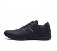 Мужские кожаные кроссовки Adidas 12803