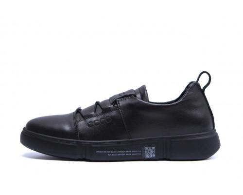 Мужские кожаные кроссовки Е-series 303ч\к