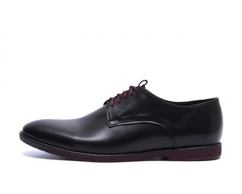 Мужские кожаные туфли VanKristi VK 500 кожа