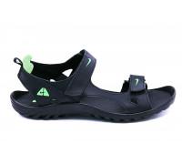 Мужские кожаные сандалии Nike NS green