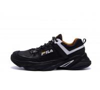 Мужские кожаные кроссовки Fila Flex Zone