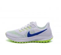 Мужские летние кроссовки сетка Nike AIR Max White