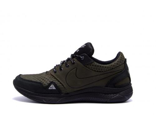 Мужские кожаные кроссовки Nike Air Max Flex Zone