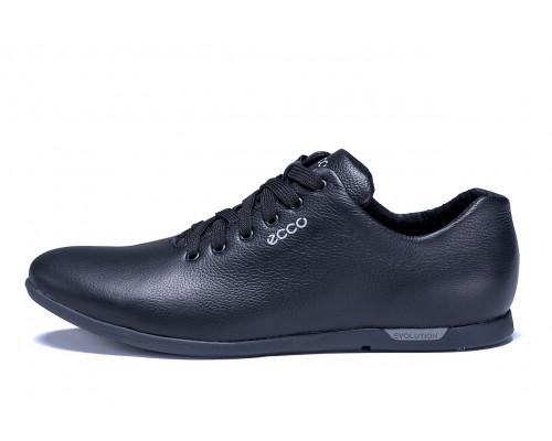 Мужские кожаные кроссовки  E-series Soft