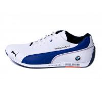 Мужские кожаные кеды Puma BMW MotorSport