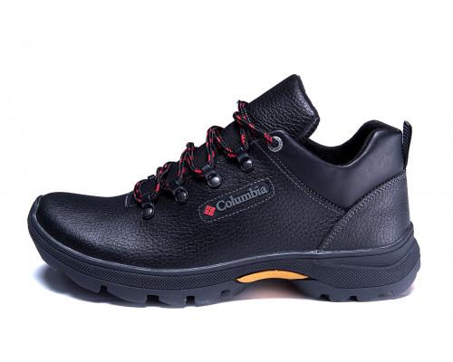 Мужские кожаные кроссовки Columbia Tracking
