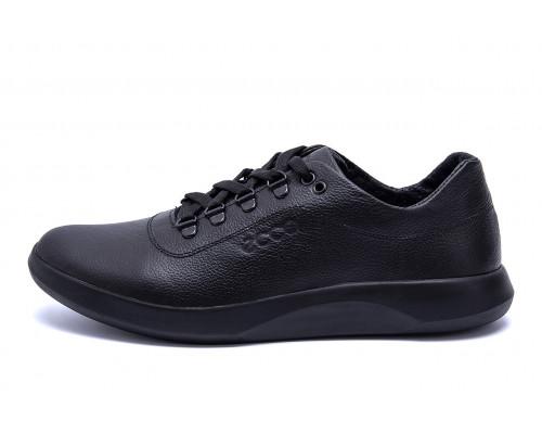 Мужские кожаные кроссовки  E-series old school