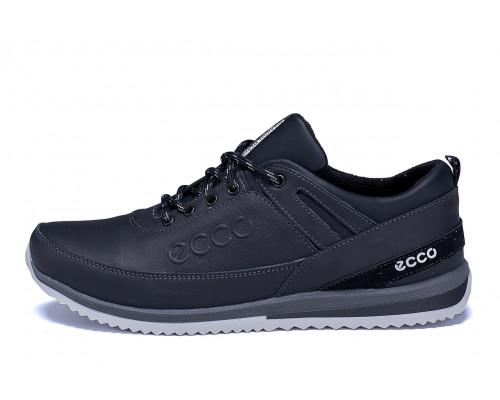 Мужские кожаные кроссовки Ecco Danish Desing