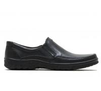 Мужские кожаные туфли Bation 004ч