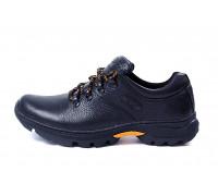 Мужские кожаные кроссовки Ecco Tracking
