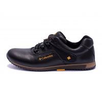 Мужские кожаные кроссовки Columbia New