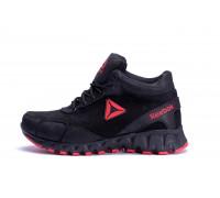 Мужские зимние кожаные ботинки Reebok Crossfit