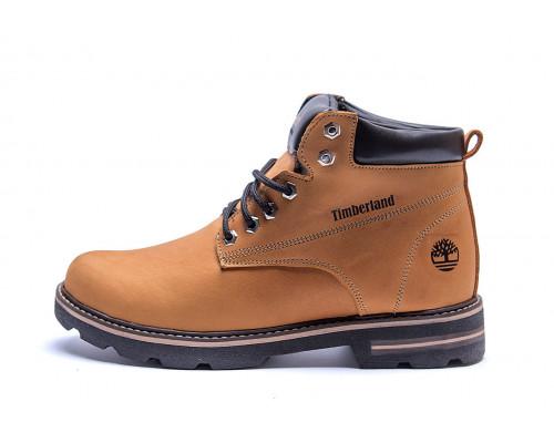 Мужские зимние кожаные ботинки Timberland Arena Shoes
