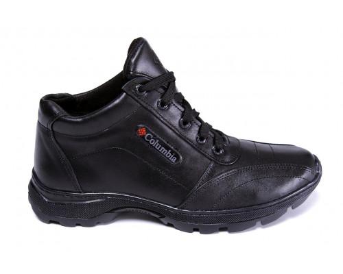 Мужские зимние кожаные ботинки Columbia ZK Traction Winter Shoes