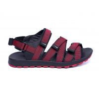 Мужские кожаные сандалии Nike Summer life Red