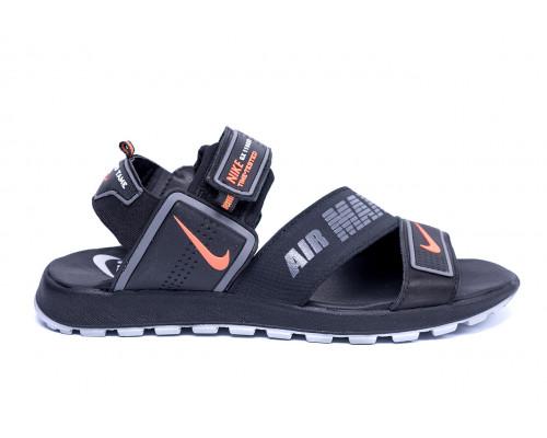 Мужские кожаные сандалии Nike Time Tested
