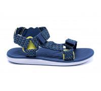 Мужские кожаные сандалии Rider RX Blue