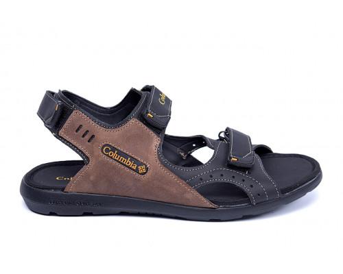 Мужские кожаные сандалии Columbia Track Late