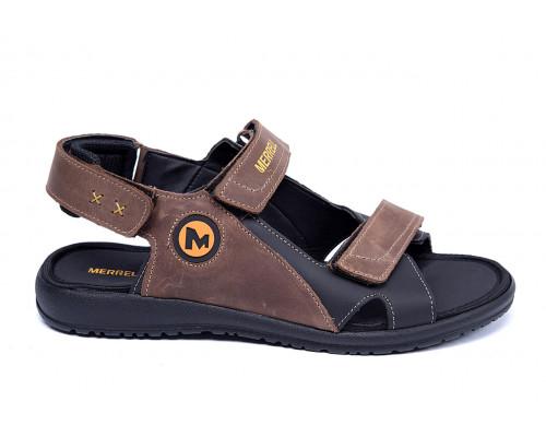 Мужские кожаные сандалии Merrell late
