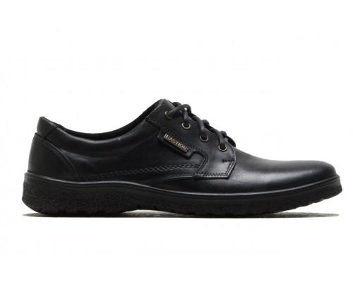 Мужские кожаные туфли Bastion 057т