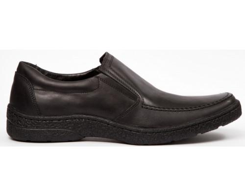 Мужские кожаные туфли комфорт Konors Сlasic Leather